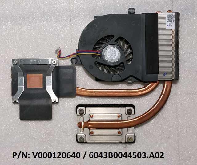 Продам Система охлаждения Toshiba Satellite A30
