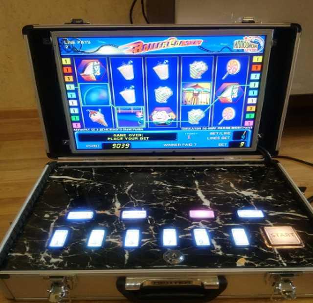 Продам: Гаминатор (Gaminator) в чемодане