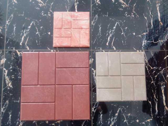 Продам: Плитка садовая полимер-песчаная