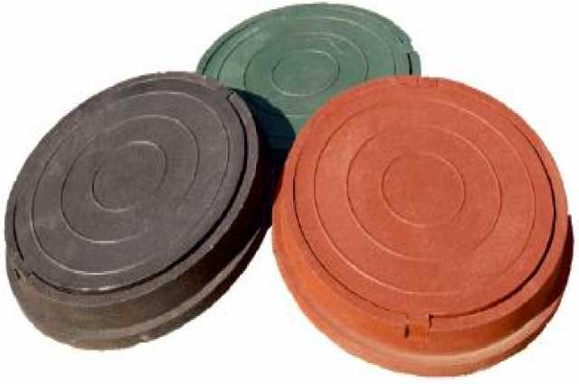Продам: Люки полимер-песчаные