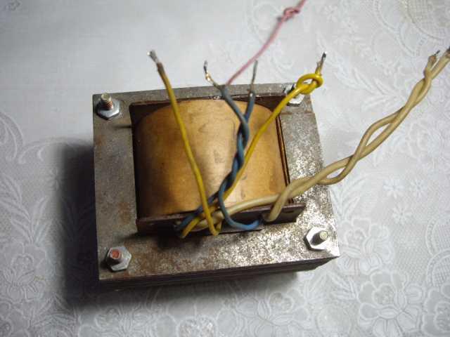 Продам: Трансформатор для лампового устройства