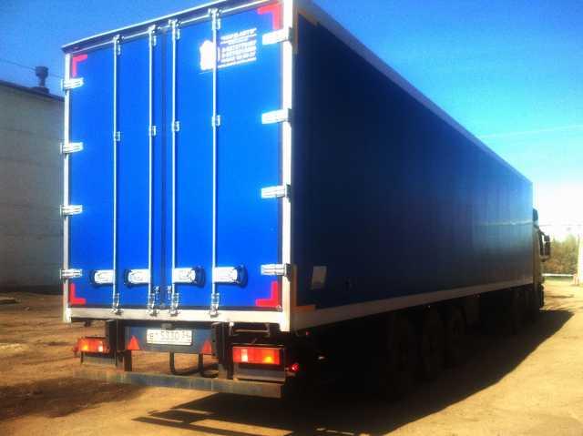 Предложение: ремонт и изготовление фургонов рефрижер