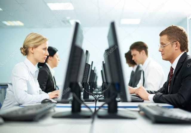 Вакансия: Сотрудник с опытом работы на компьютере