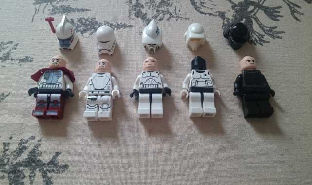 Продам Lego Minifigures (Lego Stars)