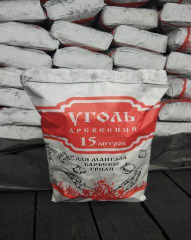 Продам Древесный уголь 3 кг