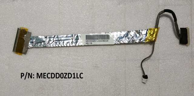 Продам Шлейф матрицы ноутбука P/N: Mecdd0ZD1LC