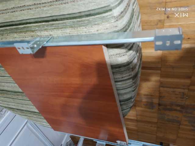 Продам Вставка выдвигающаяся 50x37 см + полозья