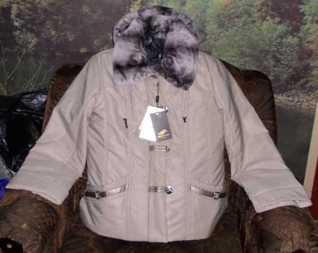 Продам: Куртка-пуховик Новая женс. Snow Eleganl