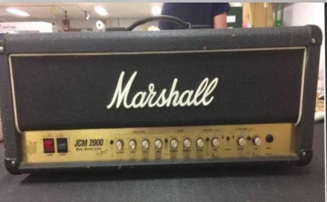 Продам Marshall JCM2000 DSL100