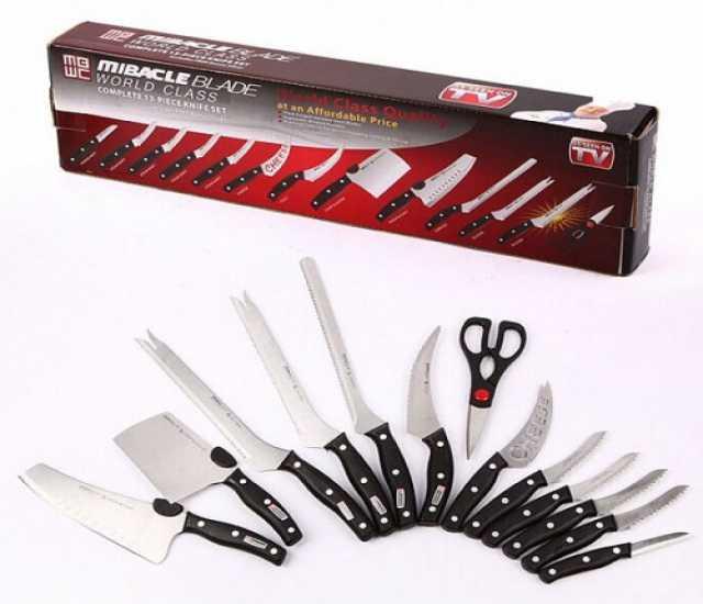 Продам Набор кухонных ножей