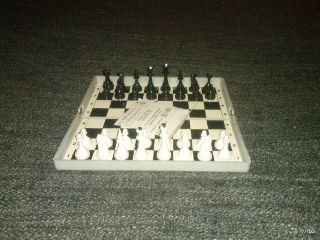 Продам Шахматы дорожные