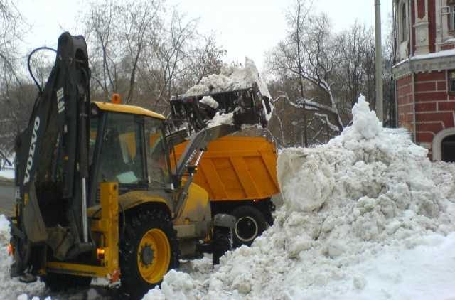 Предложение: Вывоз строительного мусора, снега