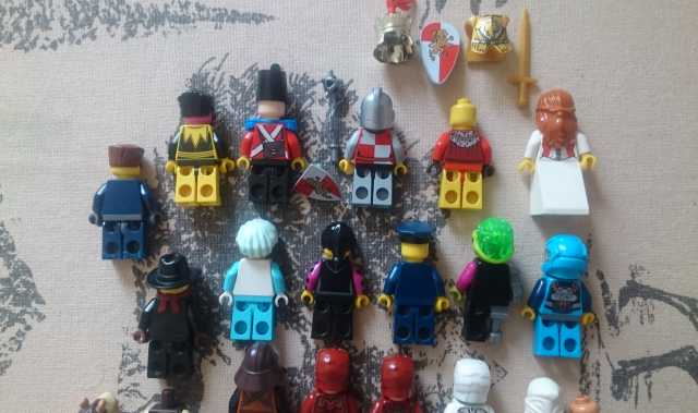 Продам Lego Minifigures ( Mix Pack 2.0)