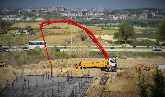 Предложение: Аренда бетононасоса