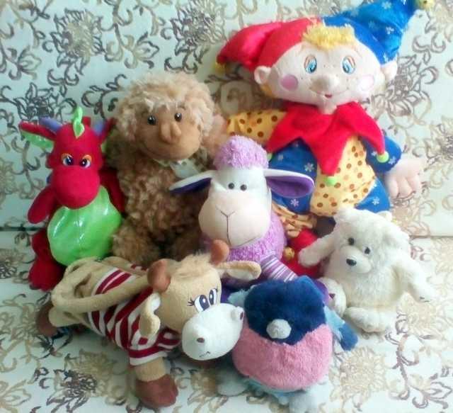 Продам Сумки-игрушки от сладких подарков