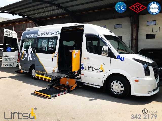 Продам: Инвалидные подъемники для автобусов и ми