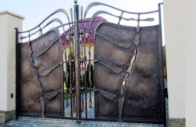 Предложение: Производим ворота различного назначения