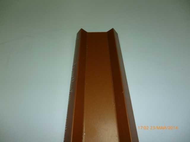Продам Металлический штакетник М-образный
