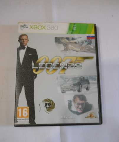 Продам: James Bond: 007 LEGENDS XBOX 360