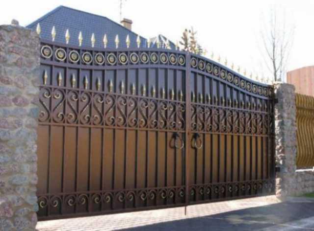 Предложение: Распашные ворота
