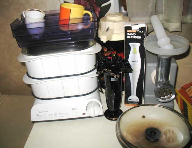 Отдам даром Кухонная техника (электромясорубка)