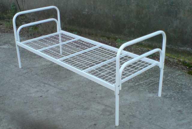 Продам: Комфортные кровати металлические