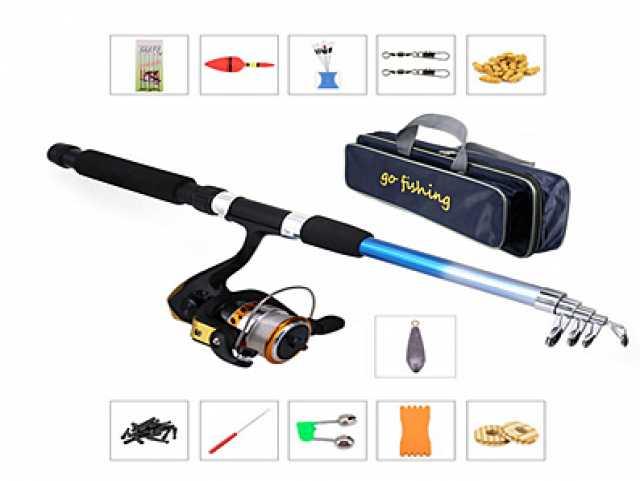Продам Рыболовный набор полный комплект