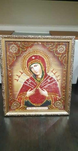 Продам Картины выполнены из алмазной графики