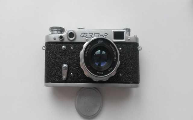 Продам Пленочный фотоаппарат ФЭД 2