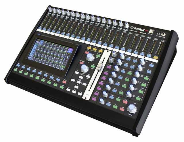 Продам Цифровой микшер Ashly digiMIX24