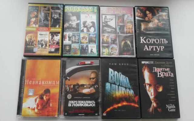 Продам Видео кассеты DVD