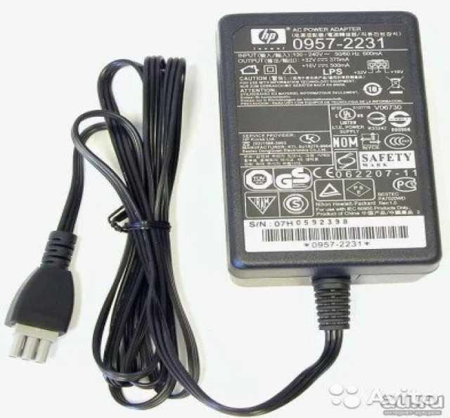 Продам Блок питания принтера HP deskjet F4180