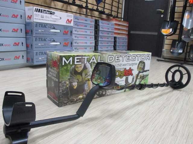"""Продам: Металлодетектор Teknetics Digitek 7"""""""