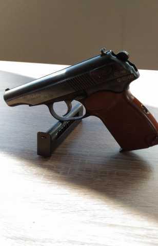 Продам Трвматический пистолет. МР-79-9ТМ