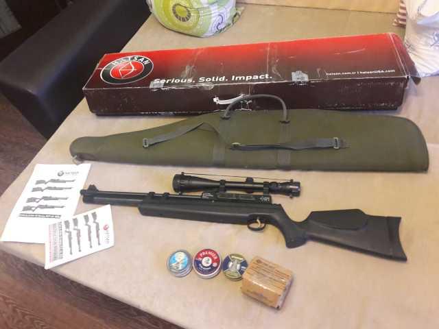 Продам винтовка PCP Hatsan 44-10