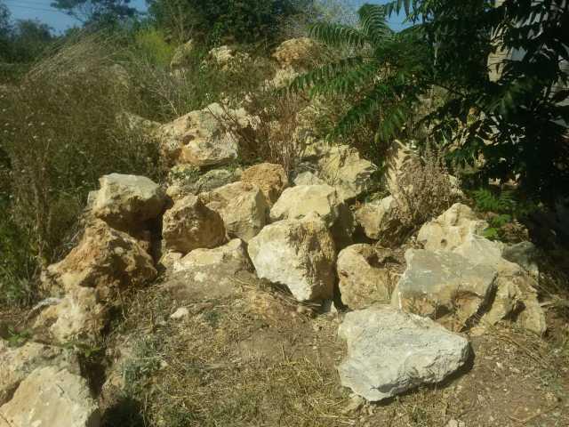 Отдам даром: Бутовый камень
