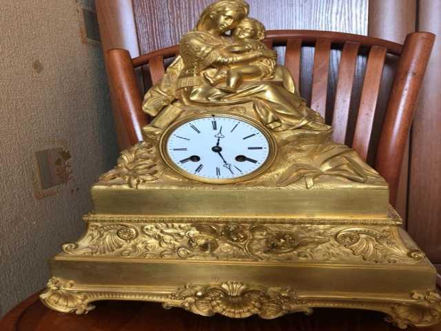 Продам: каминные часы Франция 19 век