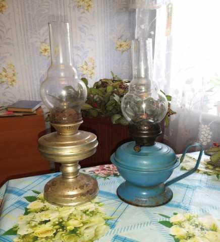 Продам Керосиновые лампы
