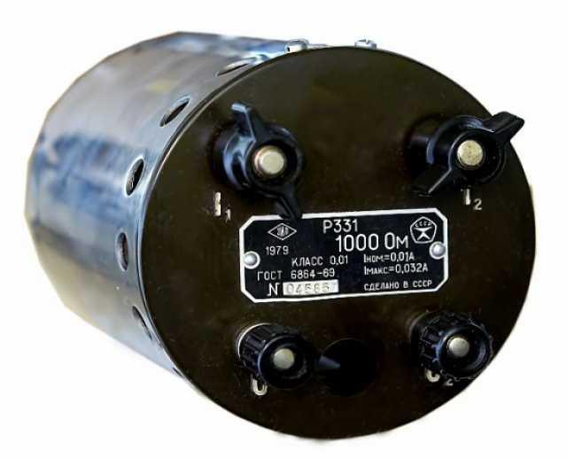 Продам: Катушка электрического сопротивления изм