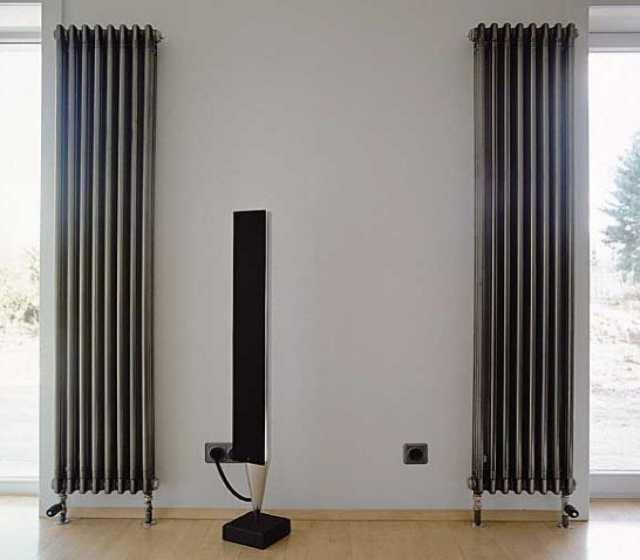 Продам Вертикальные трубчатые радиаторы