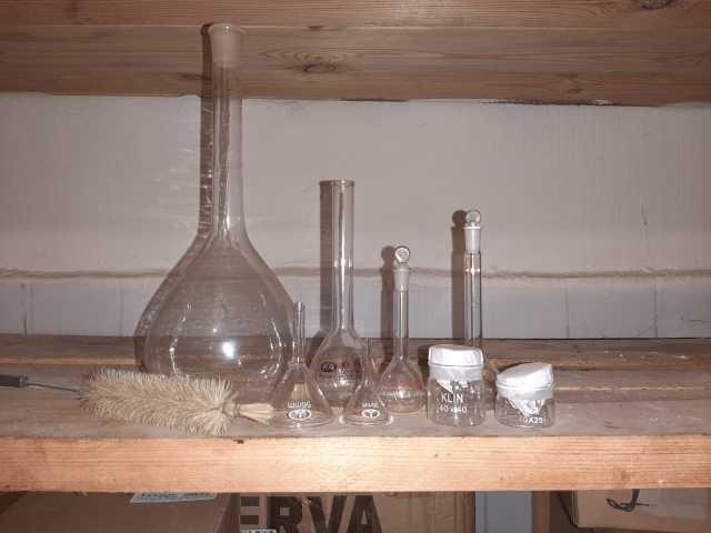 Продам Лабораторно- химическое оборудование