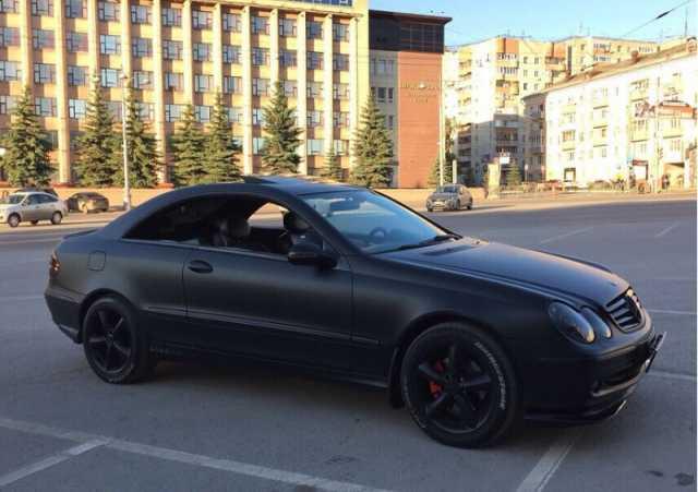 Продам: Mercedes CLK 320 2003 coupe