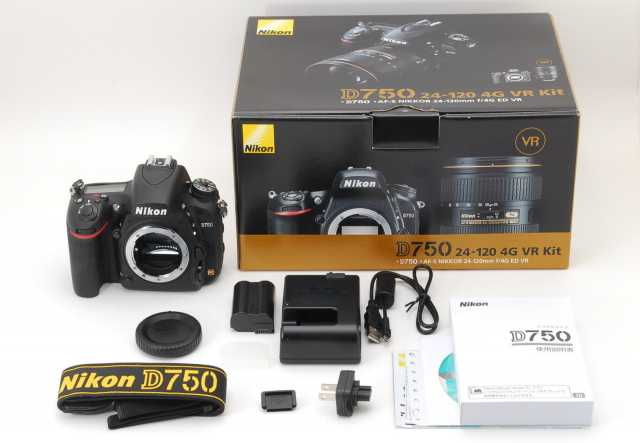 Продам Nikon D750 camera + 24-120mm Lens
