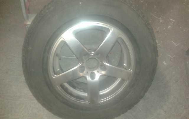 Продам: колесо 235х70R16