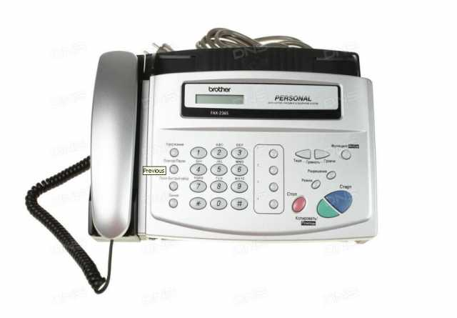 Продам телефон-факс-копир