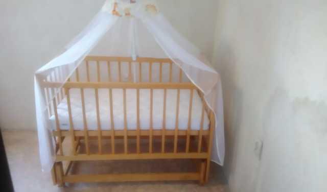 Продам: Кроватка-маятник
