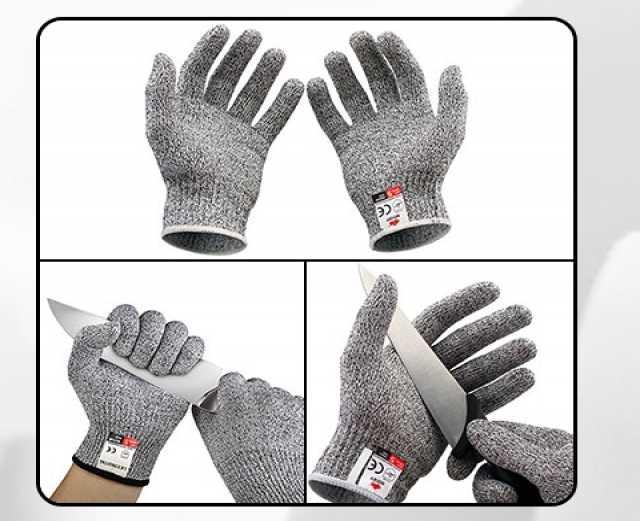 Продам: Защитные перчатки от порезов Cut Resista