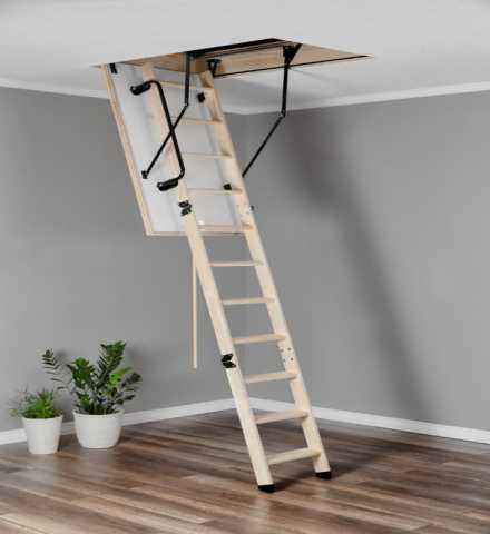 Продам Чердачные лестницы складные EXTRA
