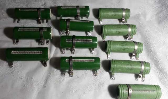 Продам Резисторы С5-36В постоянные проволочные