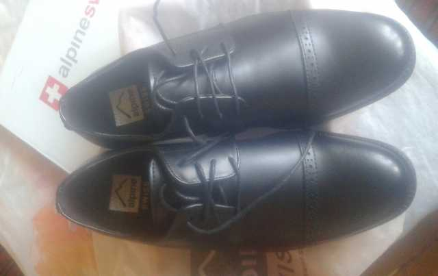 Продам Alpina Ботинки